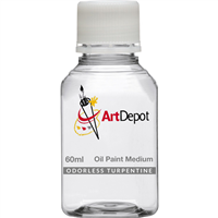 TURPENTINE ART DEPOT 2 OZ ODORLESS 120729