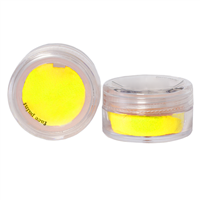 FACE PAINT 50GR NEON YELLOW POT 140039
