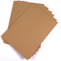 PAPER KRAFT 11X17 INCHES - 50 SHEET PACK 44 Lbs 171174
