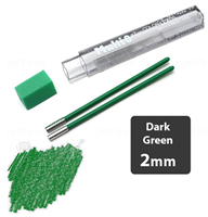 LEAD 2mm DARK GREEN PENTEL 2pcs CH2-DO