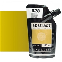 ABSTRACT ACRYLIC SENNELIER 120ML IRIDESCENT GOLD SV121121028