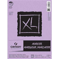 MARKER PAD CANSON XL 9X12 100SH CN400023336