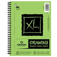 DRAWING PAD CANSON XL 8.5X5.5 60SH CN400054490