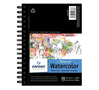CANSON ARTST SERIES WATERCOLOR 5.5X8.5 CN400059878