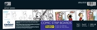 FANBOY COMIC STRIP DAILY BOARDS 5X17 CN100510869