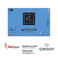 XL WATERCOLOR PAD 12X18 30SH CN100510943