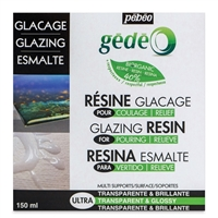 CASTING GEDEO BIO GLAZING RESIN 150ML	PO766181US