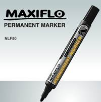 MARKER MAXIFLOW PERM YELLOW NLF50-G