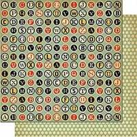 ART PATTERNED PAPER 12 X 12 80 LB 4-0021