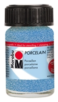 PORCELAIN 15ML GLITTER BLUE MR1105039555