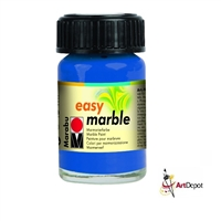 MARBLE EASY 15ML AZURE BLUE MR1305039095