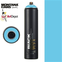 SPRAY MONTANA BLACK NC 600ML BABY BLUE MXB600-5020