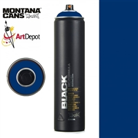 SPRAY MONTANA BLACK NC 600ML ULTRAMARINE MXB600-5080