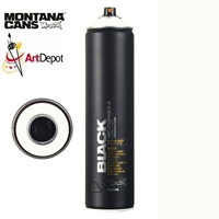 SPRAY MONTANA BLACK NC 600ML WHITE MXB600-9105