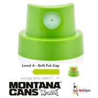 CAPS GRN LEVEL 4 SOFT FAT MXGLDCAP-24