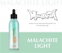 ACRYLIC MONTANA REFILL 25ML MALACHITE LIGHT MXA346507