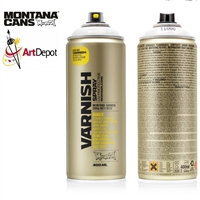 SPRAY MONTANA  TECH VARNISH GLOSS MXT-T1000