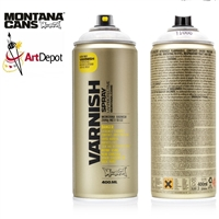 SPRAY MONTANA  TECH VARNISH SEMI GLOSS MXT-T1005