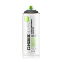 MONTANA CHALK SPRAY BLACK MXCH-9000CN