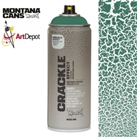 SPRAY MONTANA  EFFECT CRACKLE PATINA GREEN MXE-C6000