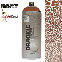 SPRAY MONTANA  EFFECT CRACKLE COPPER BROWN MXE-C8004