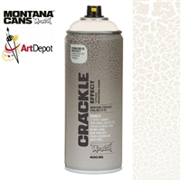 SPRAY MONTANA  EFFECT CRACKLE PURE WHITE MXE-C9010
