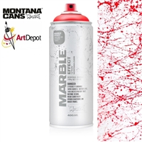 SPRAY MONTANA EFFECT MARBLE RED MXE-M9200