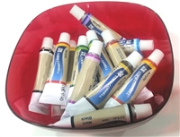 SMALL ACRYLIC PAINT TUBE 12 ML EACH 4240-disc
