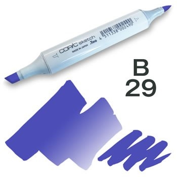 COPIC Marker Ultramarine