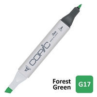 MARKER COPIC CLASSIC G17 FOREST GREEN CMG17-C