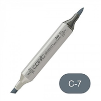 MARKER COPIC SKETCH C7 COOL GRAY 7 CMC7-S