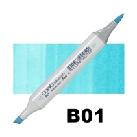 MARKER COPIC SKETCH B01 MINT BLUE CMB01-S