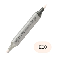 MARKER COPIC SKETCH E00 SKIN WHITE CME00-S
