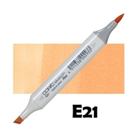 MARKER COPIC SKETCH E21 SOFT SUN CME21-S