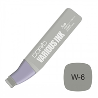 INK COPIC VARIOUS W6 WARM GRAY 6 CMW6-V