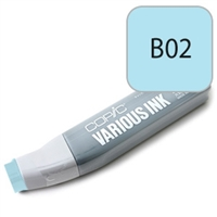 INK COPIC VARIOUS ROBINS EGG BLUE CMB02-V