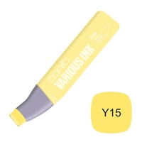 INK COPIC VARIOUS CADMIUM YELLOW CMY15-V