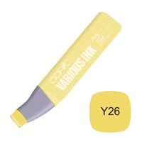 INK COPIC VARIOUS MUSTARD CMY26-V