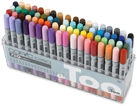 CIAO COPIC MARKER SET - 72PC SET A CMI72A