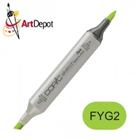 MARKER COPIC SKETCH FYG2 FLUOR. YELLOW GREEN CMFYG2-S