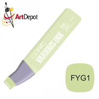 INK COPIC VARIOUS FYG1 FLUOR. YELLOW CMFYG1-V