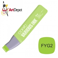 INK COPIC VARIOUS FYG2 FLUOR. YELLOW GREEN CMFYG2-V