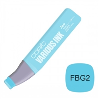 INK COPIC VARIOUS FBG2 FLUOR. BLUE GREEN CMFBG2-V