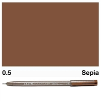 COPIC MULTILINER SEPIA 0.5 CMMLS05