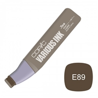 INK COPIC VARIOUS INK E89 PECAN CME89-V