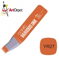 INK COPIC VARIOUS YR27 TUSCAN ORANGE CMYR27-V
