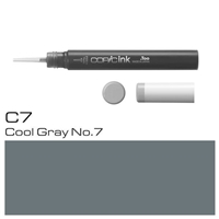 COPIC INK 12ML C7 COOL GRAY 7 - CMIN-C7