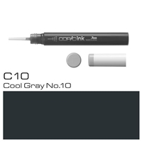 COPIC INK 12ML C10 COOL GRAY 10 - CMIN-C10