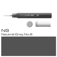 COPIC INK 12ML N9 NEUTRAL GRAY 9 - CMIN-N9