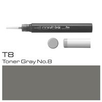 COPIC INK 12ML T8 TONER GRAY 8 - CMIN-T8